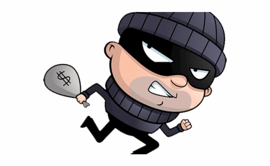 Circle png vector psd. Burglar clipart cute