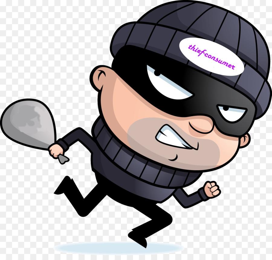 Burglary theft stock photography. Burglar clipart female