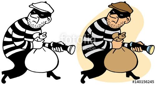 Burglar group