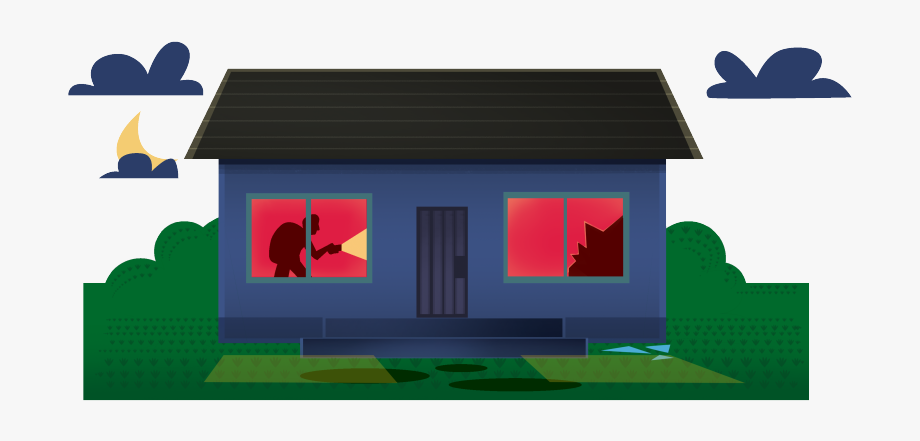 Free cliparts on . Burglar clipart in house