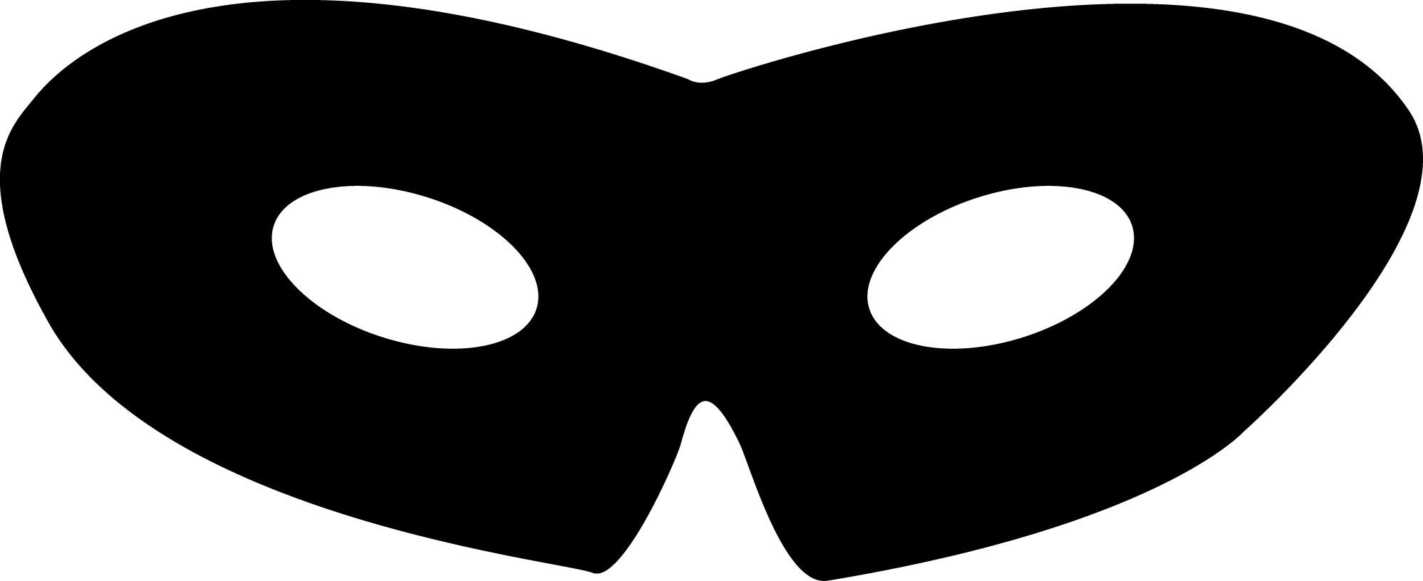Mask clipart burglar. Free rogue cliparts download