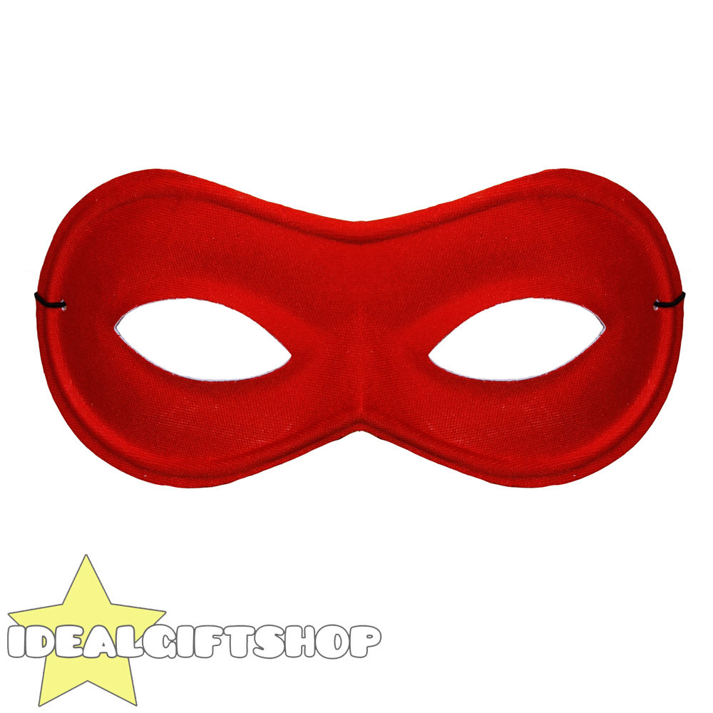 Burglar clipart mask. Red eye superhero fancy