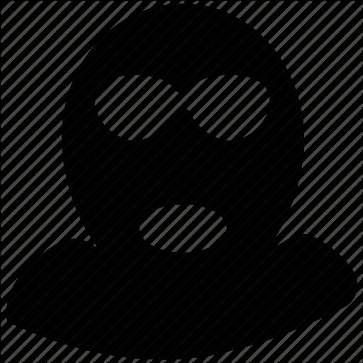 Burglar clipart mask. Iconfinder crime solid by