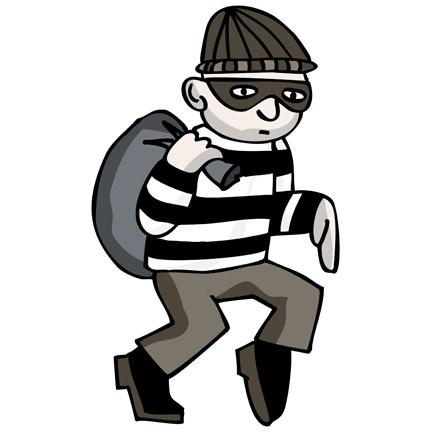 Burglar clipart mask. What s the best