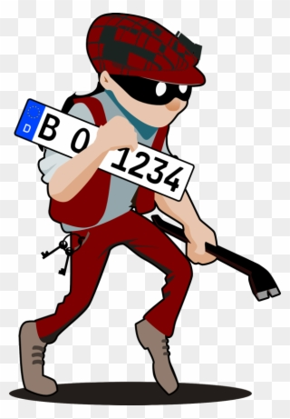 Burglar clipart medieval. Free png thief clip