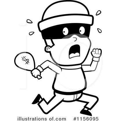 Burglar clipart perpetrator. Robber clip art panda