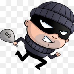 Burglar clipart rob. Bank robbery png and