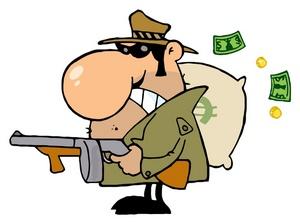Clip art panda free. Burglar clipart robber
