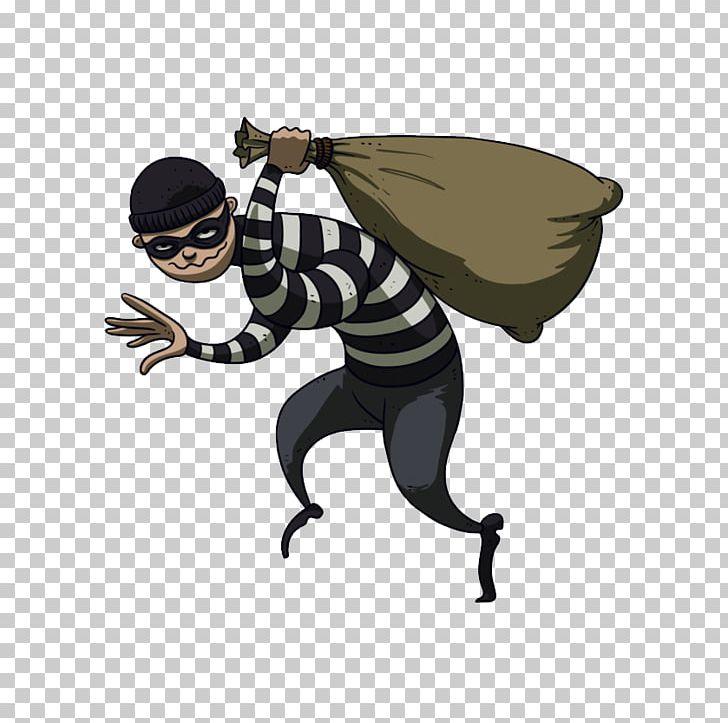 Burglar clipart robber. Robbery cartoon theft png
