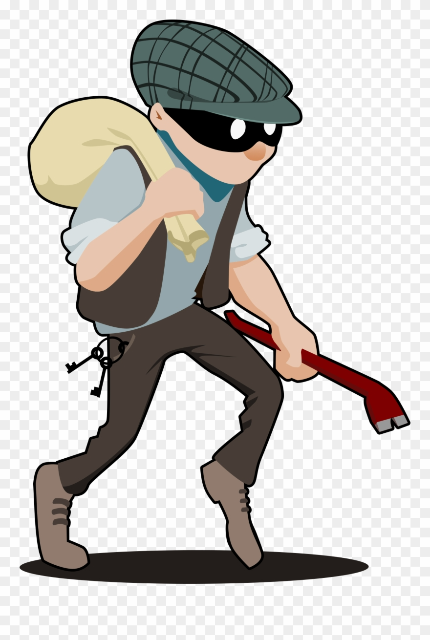 Burglar clipart robber. Px bank robbery png
