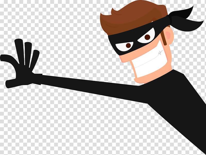 Thief transparent background png. Burglar clipart robber