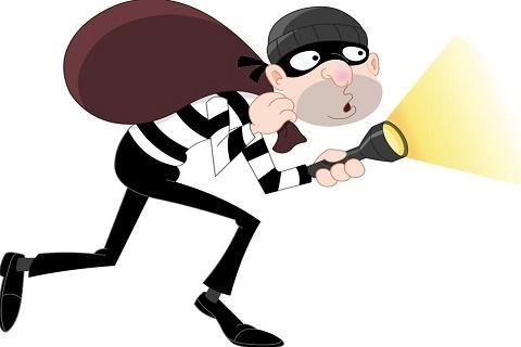 burglar clipart smuggler
