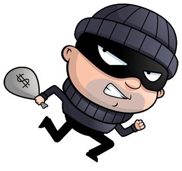 burglar clipart transparent