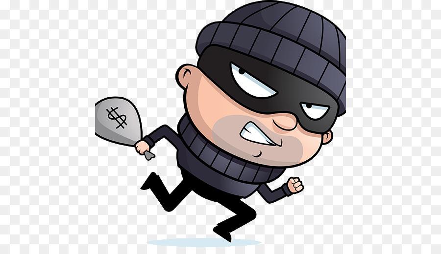 Burglar clipart transparent. Cartoon illustration line