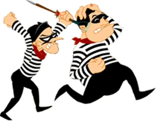 Burglar clipart two. Free cliparts download clip