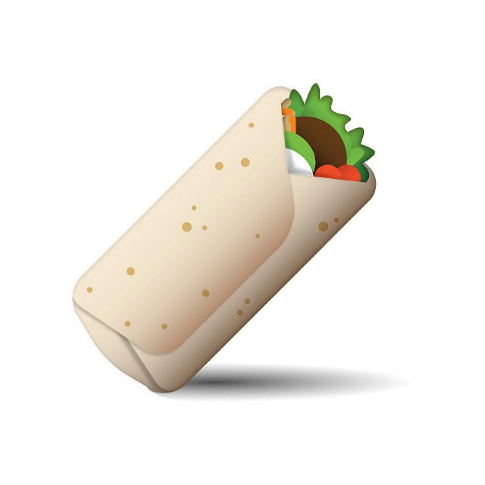 Burrito clipart. Panda free images burritoclipart
