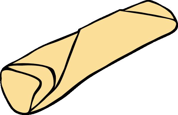 Clip art at clker. Burrito clipart animated