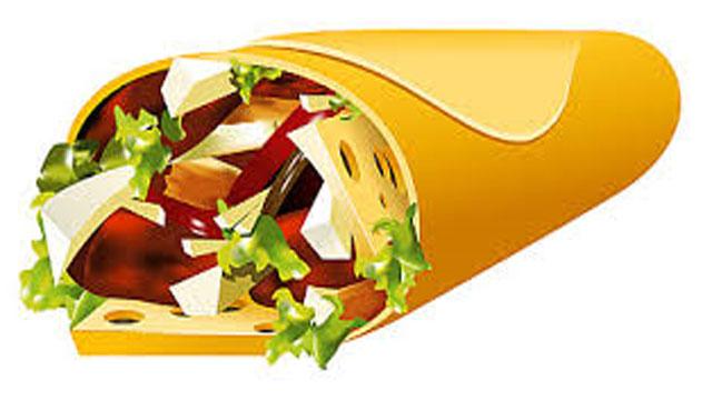 Burrito clipart animated. Panda free images burritoclipart