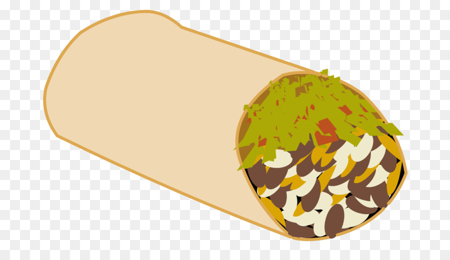 Burrito clipart animated. Taco cartoon food transparent
