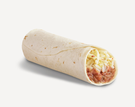 Burrito clipart bean cheese burrito. Del taco food jacked