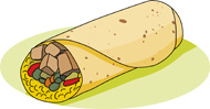 Burrito clipart breakfast burrito. Free views downloads file