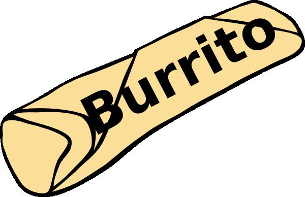 Burrito clipart breakfast burrito. Clip art at clker