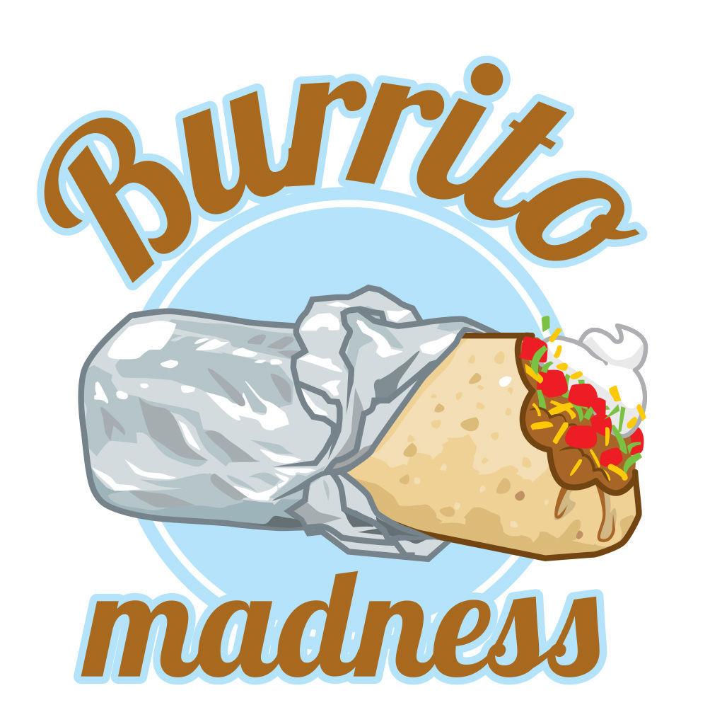 Tucson loves burritos from. Burrito clipart burito