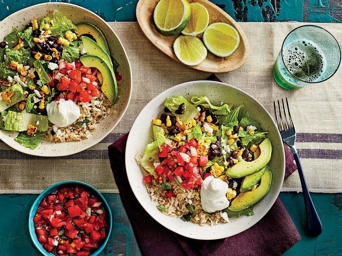 Bowls recipe southern living. Burrito clipart burrito bowl