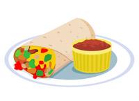 Search results for burr. Burrito clipart burrito bowl