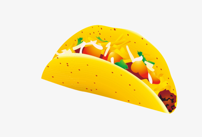 Burrito clipart cartoon. Hand painted mexican burritos