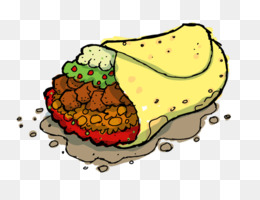 Burrito clipart chicken wrap. Png and psd free