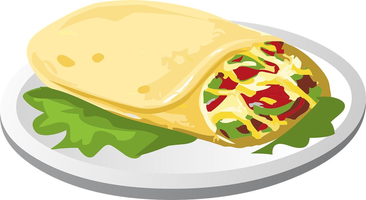 Burrito clipart chimichanga. Masala