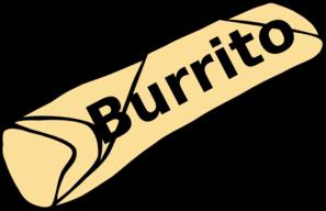 At clker com vector. Burrito clipart clip art