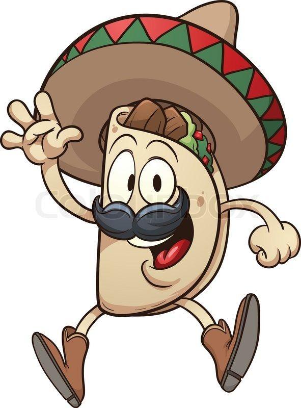 burrito clipart clip art