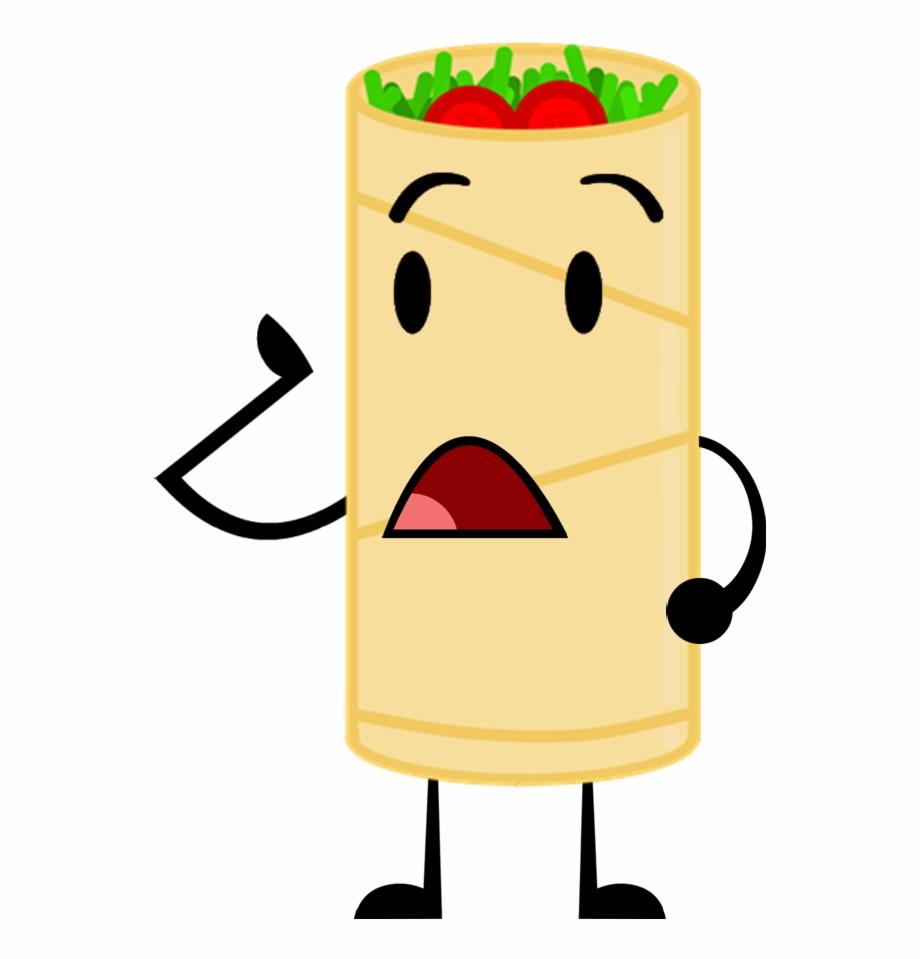 Burrito clipart clip art. Transparent free png images