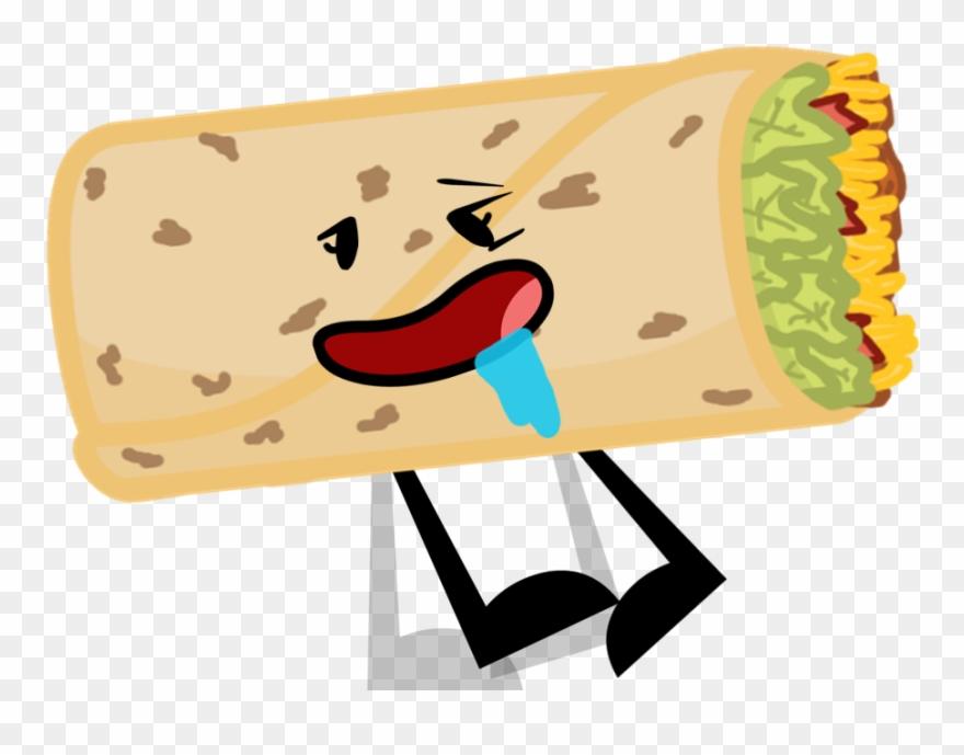 Freeuse image azurburrito s. Burrito clipart cute