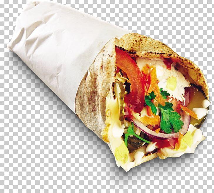 Wrap shawarma gyro png. Burrito clipart doner kebab