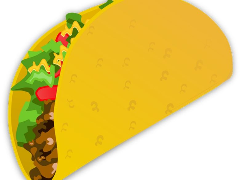 Why is everyone so. Tacos clipart taco person