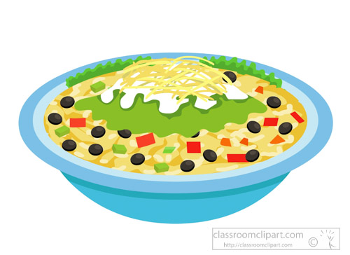 Cultural bowl mexican burritobowlmexicanfoodclipartjpg. Burrito clipart food