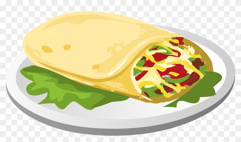 Burrito clipart food. Png library cliparts license