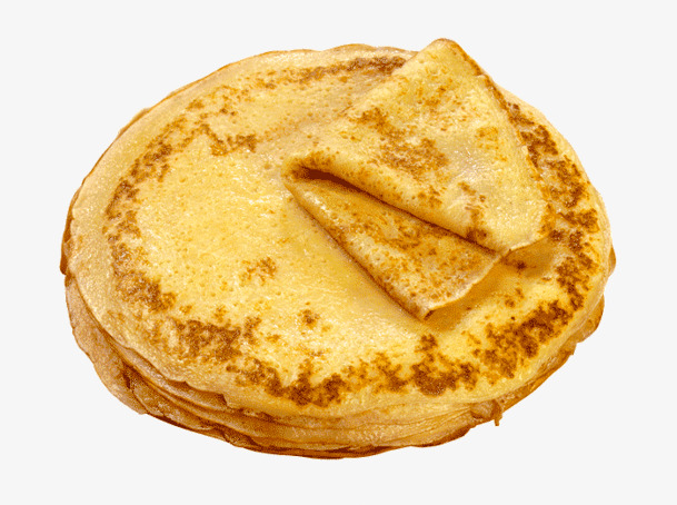 Fried pancakes png image. Burrito clipart food