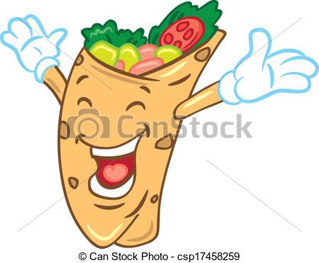 Burrito clipart man. Drawing at getdrawings com