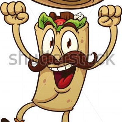 Uwo uwoburritoman twitter. Burrito clipart man
