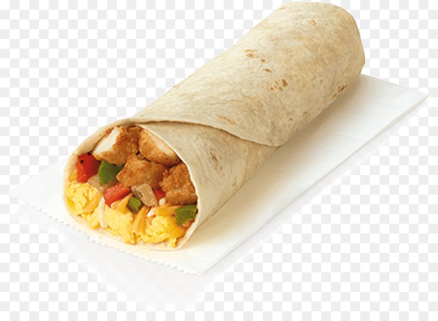 Breakfast. Burrito clipart sandwich wrap