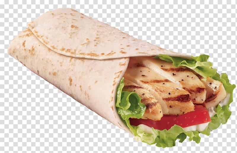Chicken buffalo wing tikka. Burrito clipart sandwich wrap