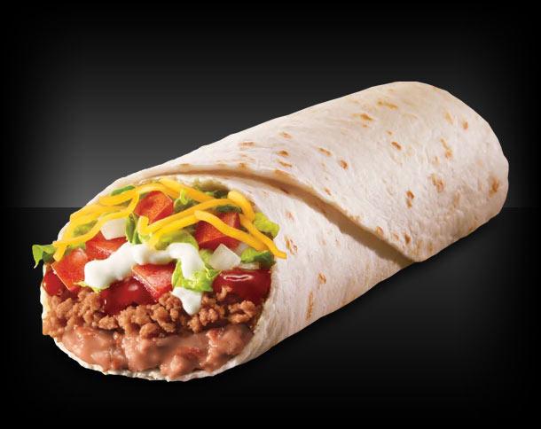 layer ben s. Burrito clipart soft taco