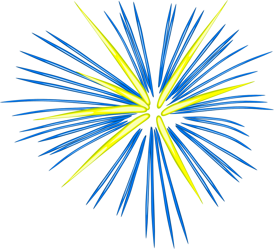 Clipart fireworks black background. Animated png hd transparent