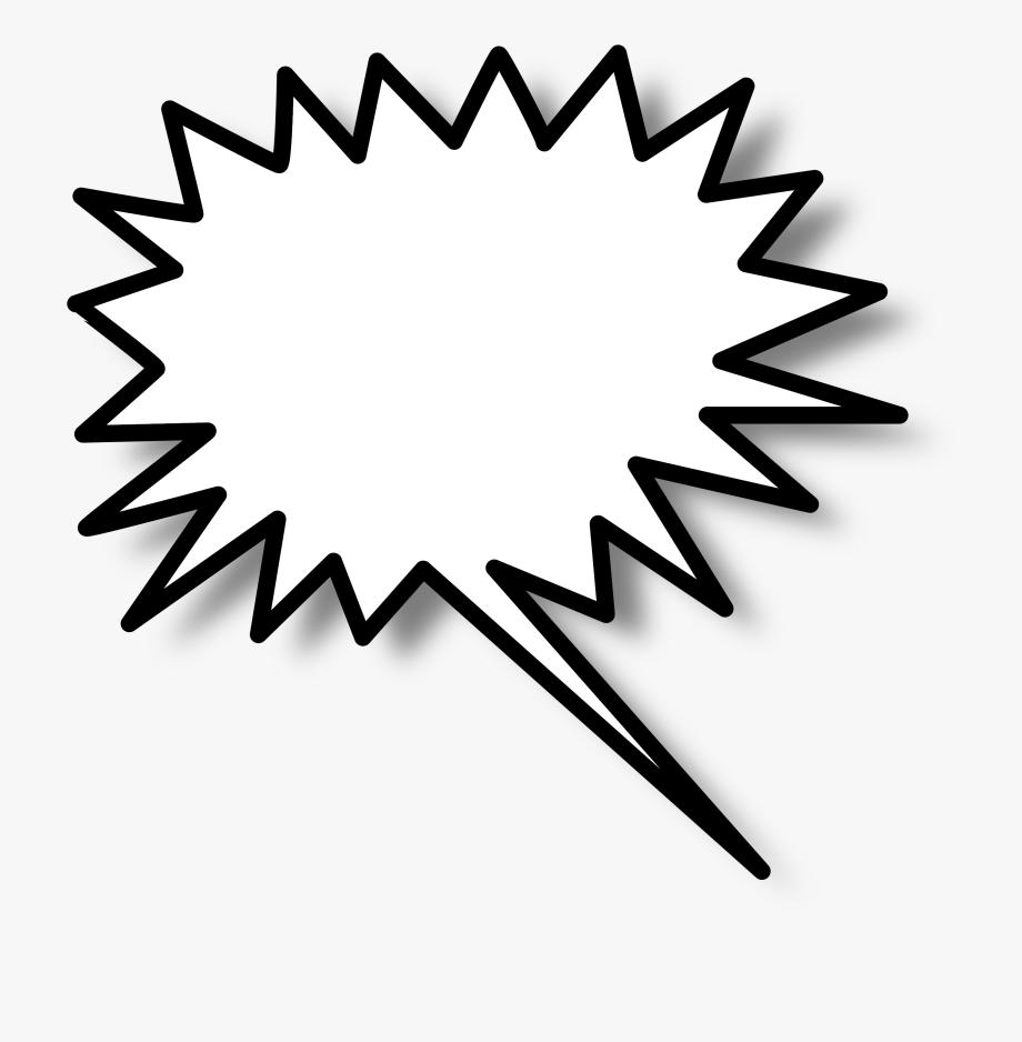Burst clipart blank. Star clip art free