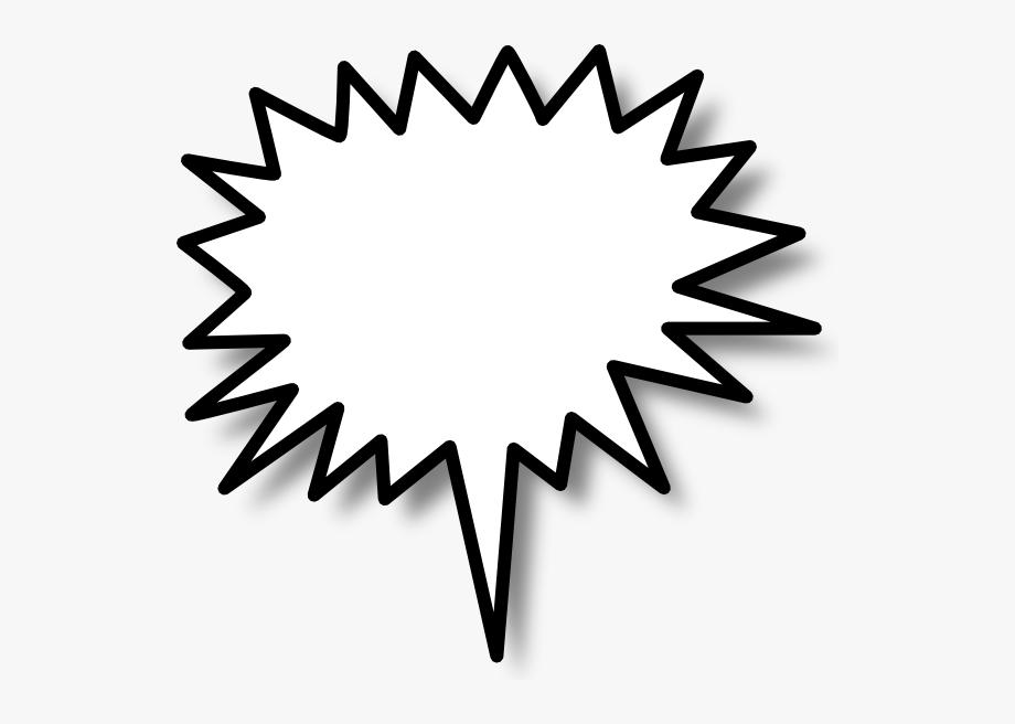 Star clip art free. Burst clipart blank