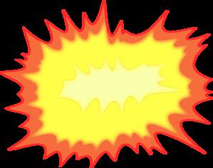 Clip art at clker. Bomb clipart explosion